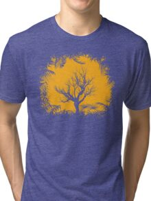 Tree Clearing Tri-blend T-Shirt