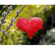 Love beyond Death Photographic Print