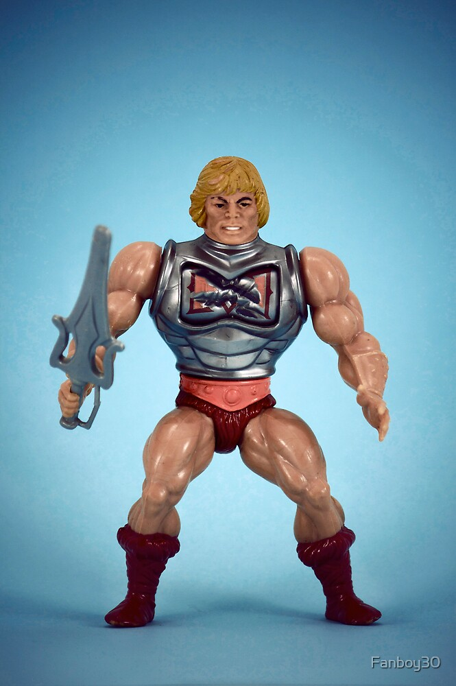 He-Man (battle damage) by Fanboy30