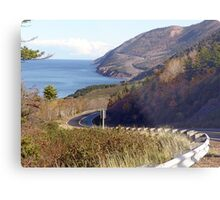 Road to the Highlands Metal Print