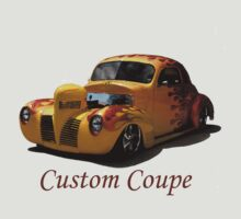 Custom Coupe by David Shaw