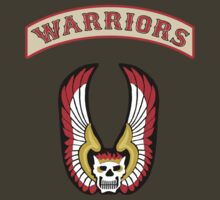 The Warriors Patch  by sirllamalot