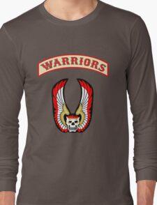 The Warriors Patch  Long Sleeve T-Shirt