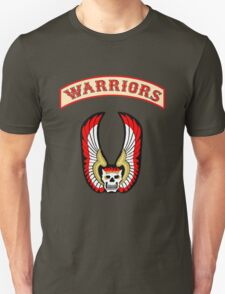 The Warriors Patch  Unisex T-Shirt