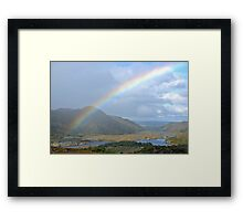 Ladies View - Ring of Kerry - Ireland Framed Print