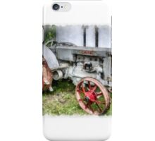 1935 Vintage Case Tractor iPhone Case/Skin