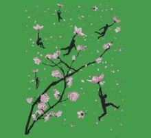 Blossom Flight Kids Tee