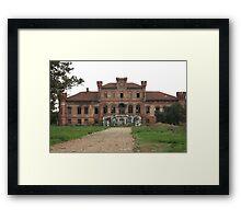 Castle of Marene Framed Print
