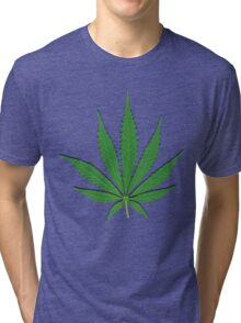 Hemp for freedom Tri-blend T-Shirt