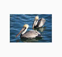 Two Beautiful Pelicans  Unisex T-Shirt