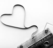 Love is a mixed tape by Lisa Sweet