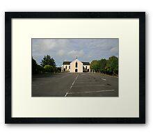 Cooraclare church Framed Print