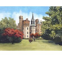 Cardiff Castle Photographic Print