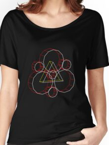 Coheed's Keywork in 3D - Hot Women's Relaxed Fit T-Shirt
