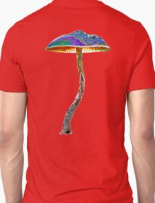 Psychedelic shroom Unisex T-Shirt