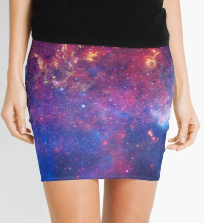 Space, the final frontier Mini Skirt