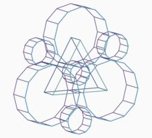 Coheed's Keywork in 3D- Serene Kids Clothes