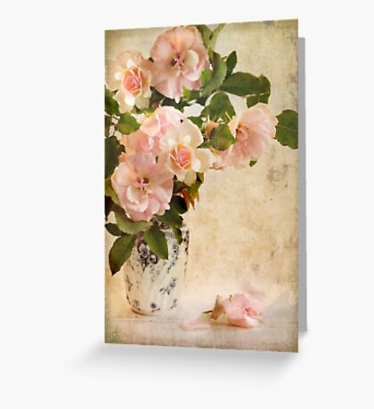 Felicia in the Doulton Greeting Card