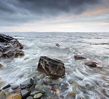 Kintyre Seascape by Grant Glendinning