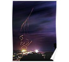 Meteor Men - Coolum Kite Festival 2009 Poster