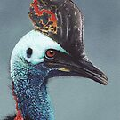 Cassowary by Scotty Simpson