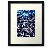 Top Of The Hill Fine Art Print Framed Print