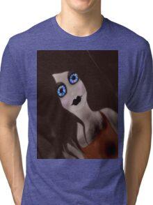 crazy doll Tri-blend T-Shirt
