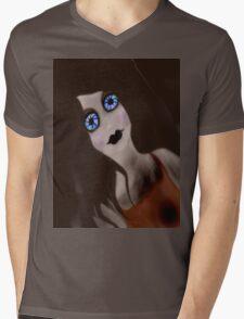 crazy doll Mens V-Neck T-Shirt