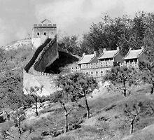 Great Wall by Bob Hardy