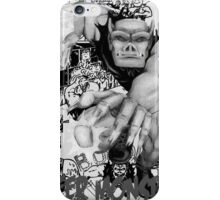 Rubbernorc Beer Monster Comic Collage iPhone Case/Skin