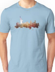 New York City - skyline Unisex T-Shirt