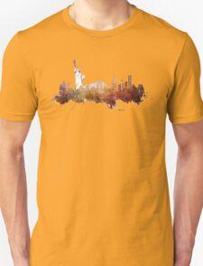 New York City - skyline Unisex T-Shirt