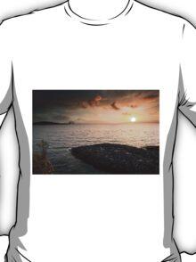 Queen Mary 2 Sunset T-Shirt