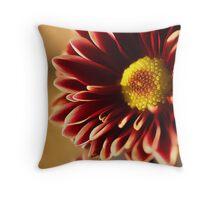 Simple Flower Throw Pillow