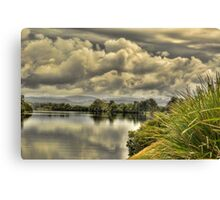 The Mighty Manning River 2 Canvas Print