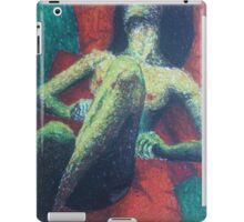 Red nr. 05 iPad Case/Skin