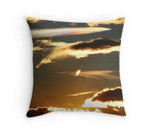 Sunshine Forever Throw Pillow
