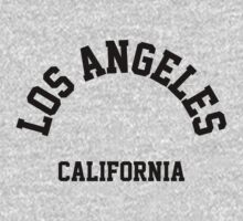 Los Angeles California by tpshop