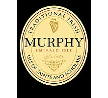 Murphy Photographic Print