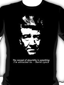 stencil David Lynch Arthouse T-Shirt