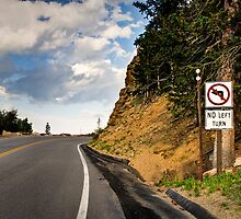 No Left Turn by Kevin Williams