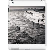 Summer Beach in Florida iPad Case/Skin