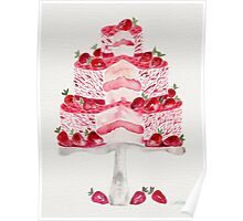 Strawberry Shortcake Poster