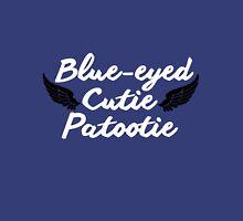 Blue-eyed Cutie Patootie Unisex T-Shirt