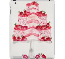 Strawberry Shortcake iPad Case/Skin