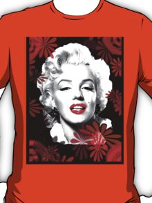 Marilyn's Blooming Beauty T-Shirt