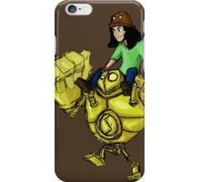 UNOFFICIAL Jiraya, the League of legends player iPhone Case/Skin