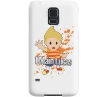 I Main Lucas - Super Smash Bros. Samsung Galaxy Case/Skin