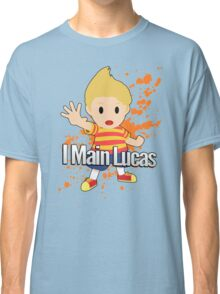 I Main Lucas - Super Smash Bros. Classic T-Shirt