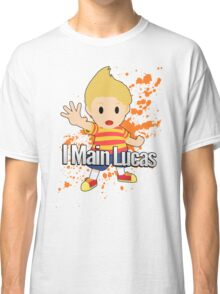 I Main Lucas - Super Smash Bros. Classic T-Shirt